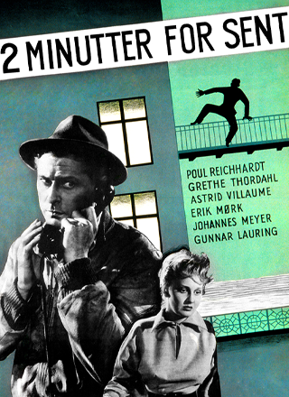 To minutter for sent (1952)